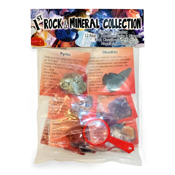Rock and Mineral Kit