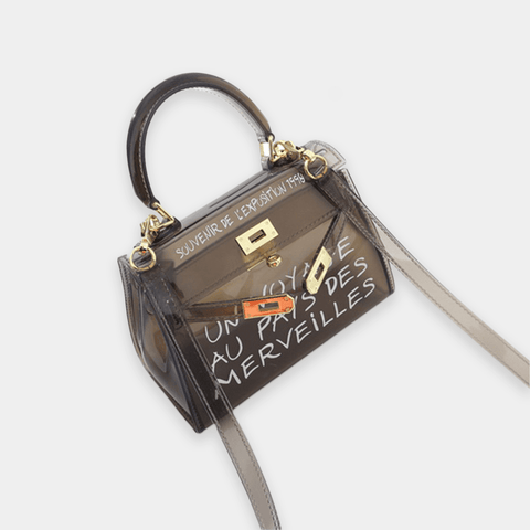 Thilde Black Limited Crossbody - Small