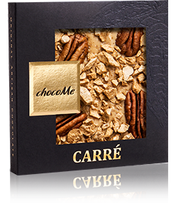 chocoMe Carré Blonde Chocolate Delight
