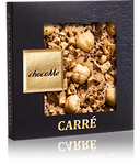 chocoMe Carré Blonde Chocolate Hazelnut Haze
