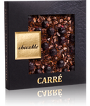 chocoMe Carré Dark Chocolate Coffee Lover's Dream
