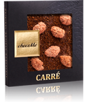 chocoMe Carré Milk Chocolate Sunrise