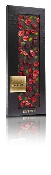 chocoMe Entrée Dark Chocolate Cheers