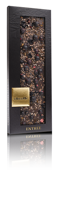 chocoMe Entrée Dark Chocolate Coffee Lover's Dream