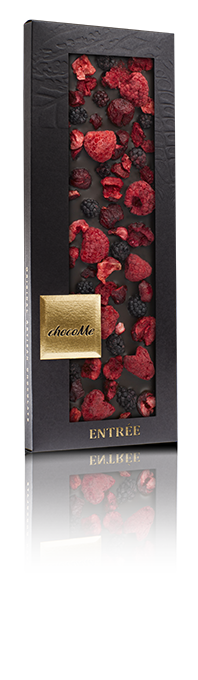 chocoMe Entrée Dark Chocolate Happiness