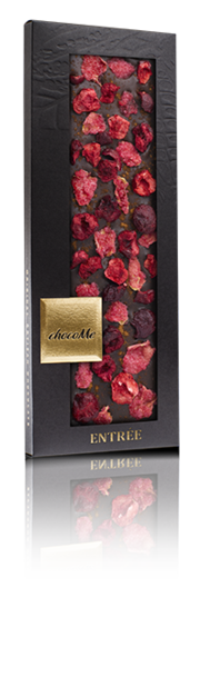 chocoMe Entrée Dark Chocolate Love