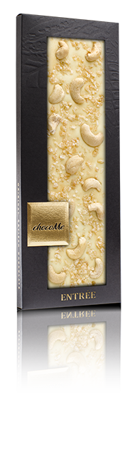 chocoMe Entrée White Chocolate Regal