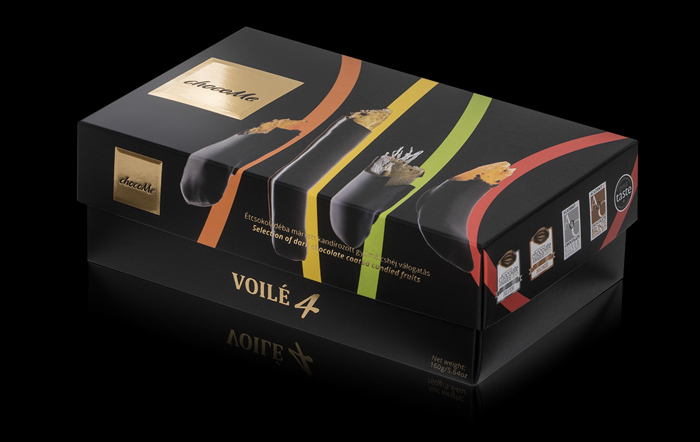 chocoMe Voilé 4-in-1 Variety Box