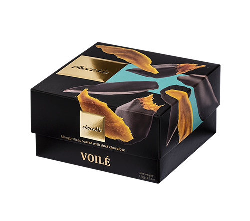 chocoMe Voilé Dark Chocolate Mango