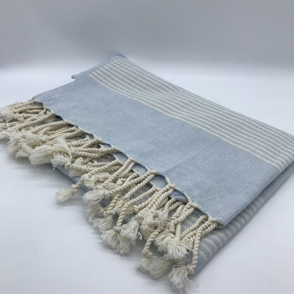 Turkish Towel Stripes Blue