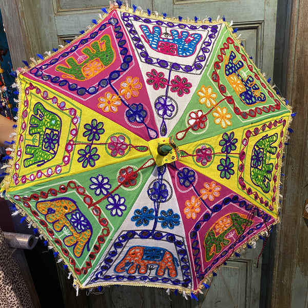 Indian Sun Umbrella, Small
