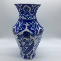 Turkish Hand Painted Vase