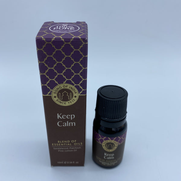 Keep Calm Essential Oil