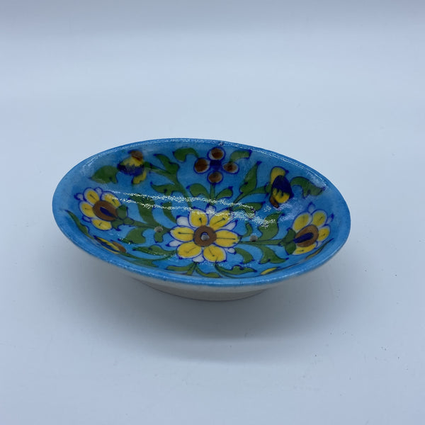 Soap Dish Small - Turquoise