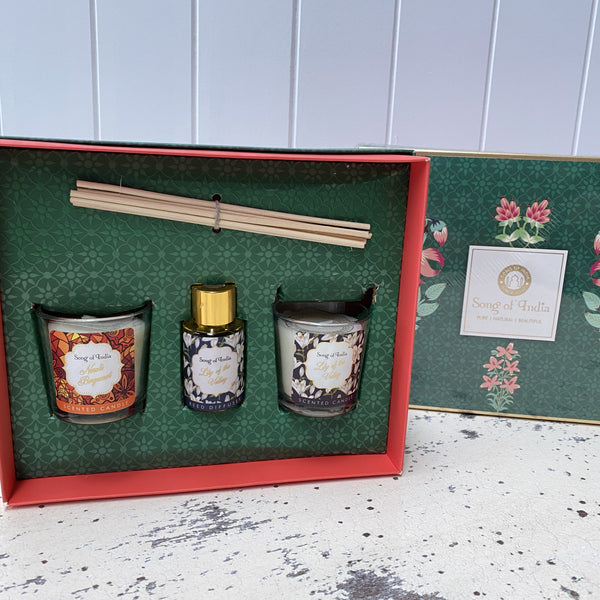 Sea Green Little Pleasures Gift Box