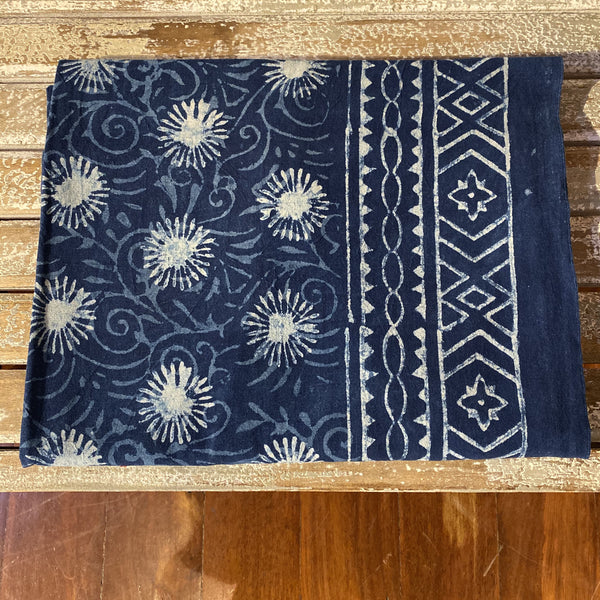 Indigo Tablecloth 4