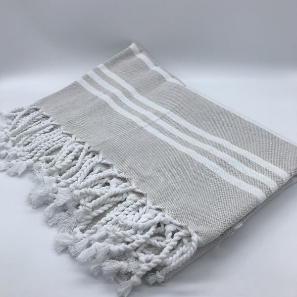 Turkish Towel Classic Beige