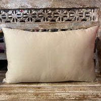 Turkish Ikat Cushion - Seyyal