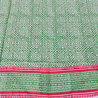 Cotton Wrap/Sarong - Green