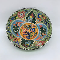 Decorative Turkish Ceramic Bowl  20cm