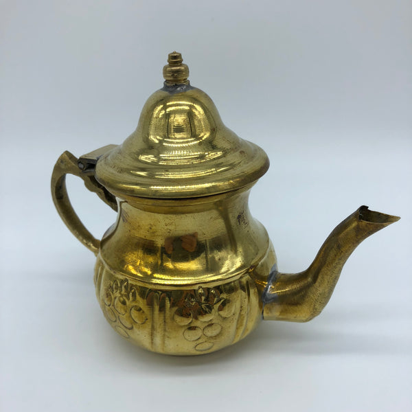 Brass Tea Pot