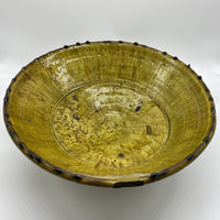 Tamegroute Bowl - Amber, Large5
