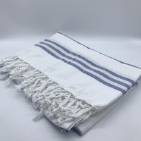 Turkish Towel Classic White