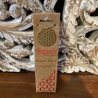 Organic Goodness Incense Cones - Dragons Blood