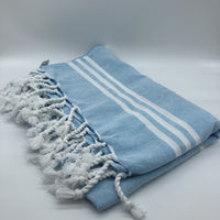Turkish Towel Classic Blue