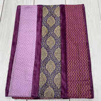 Indian Table Runner - Purple