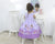 Girl's dress Sofia the First, birthday party