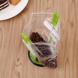 Free Baggy Rack Clip Storage Bag Holder