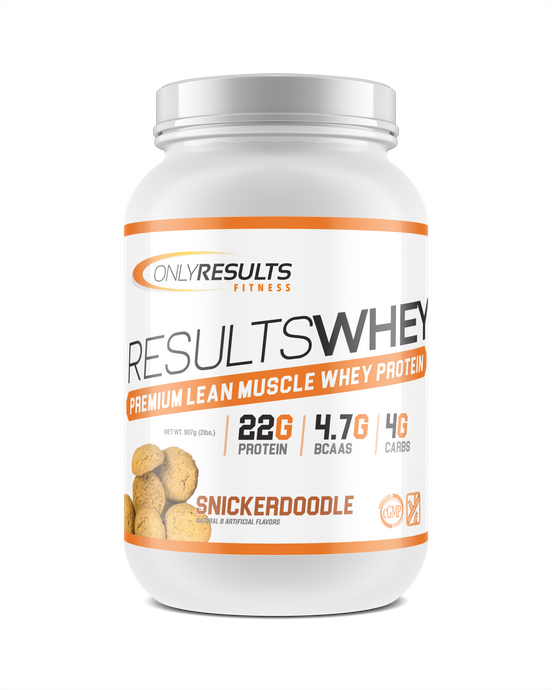 Snickerdoodle Protein 2lb.