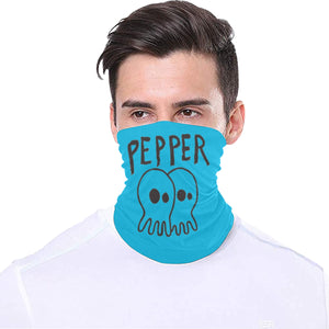 Pepper SkullCoconuts Multi-Wear Bandana