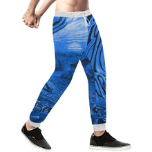 Load image into Gallery viewer, Blue ELEP Lounge Pants