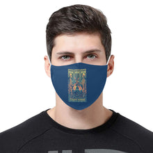 Load image into Gallery viewer, Slightly Stoopid SkeleSwizzle Cotton Mask Cotton Fabric Dust Cover With Adjustable Strip
