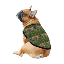 Load image into Gallery viewer, Stick Figure Parrot Dog Shirt