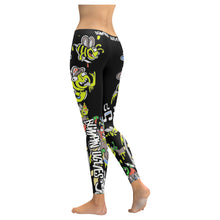 Load image into Gallery viewer, Bumpin Uglies Buzz Leggings