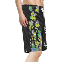 Load image into Gallery viewer, Bumpin Uglies Buzz Swim Shorts