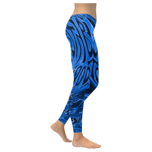 Blue ELEP Leggings 2