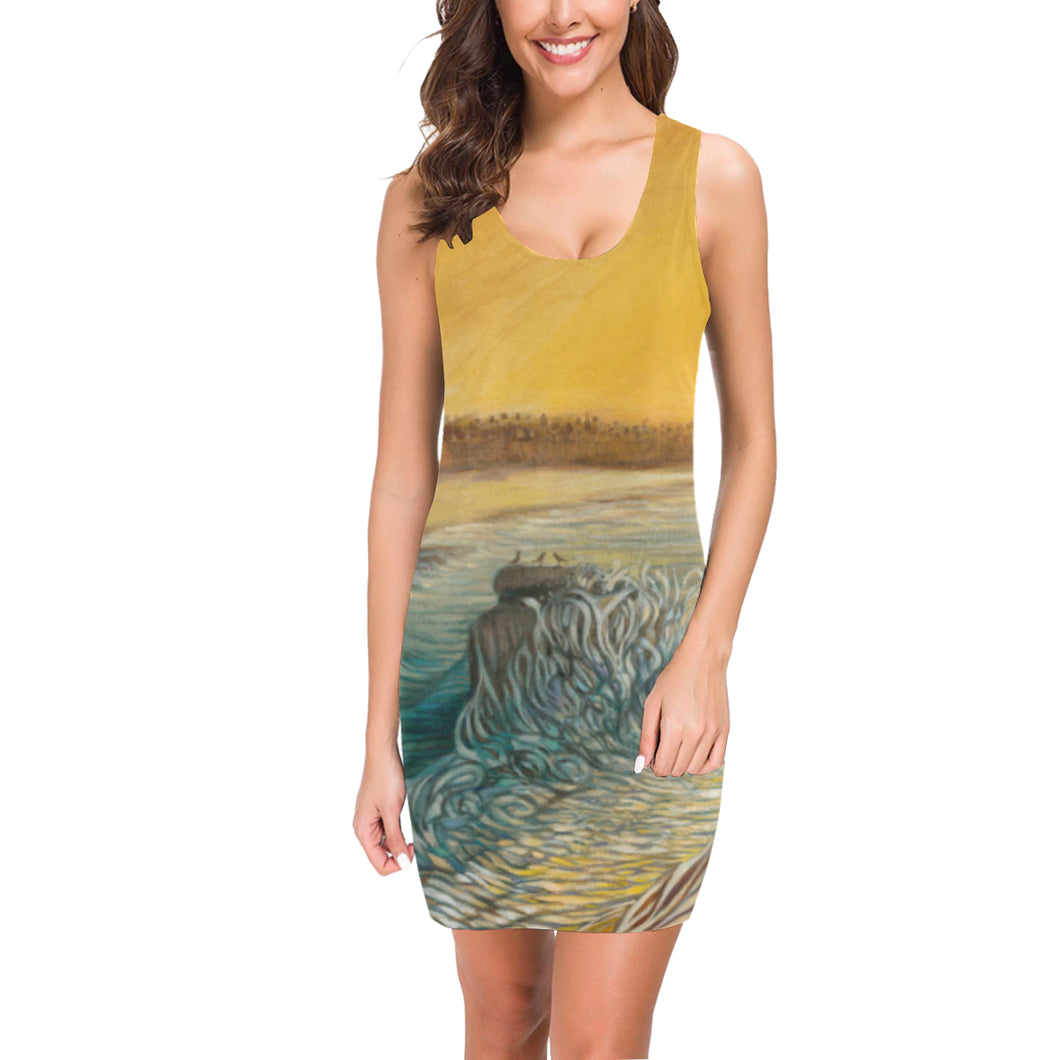 Sunset Cliffs Dress