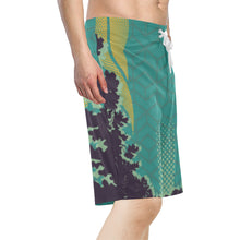 Load image into Gallery viewer, Wolfies Mens Swim Shorts