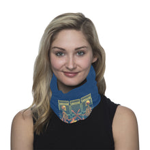 Load image into Gallery viewer, Slightly Stoopid SkeleSwizzle Multi-Wear Bandana