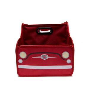 Car organizer Fiat 500 - rosso - That's Italia