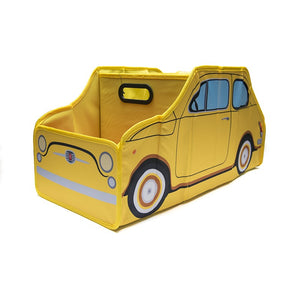 Car organizer Fiat 500 - giallo - That's Italia