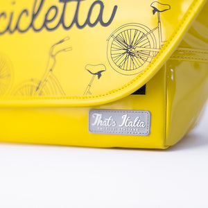 Borsello per bicicletta That's Italia - gialla - That's Italia
