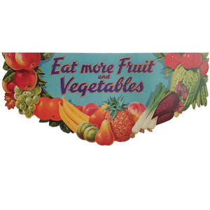 "Manifesto ""eat more fruit and vegetables"""