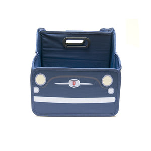 Car organizer Fiat 500 - blu - That's Italia