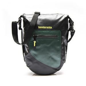 Borsello Lambretta waterproof - nero