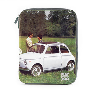 Porta Tablet Fiat 500 - prato - That's Italia
